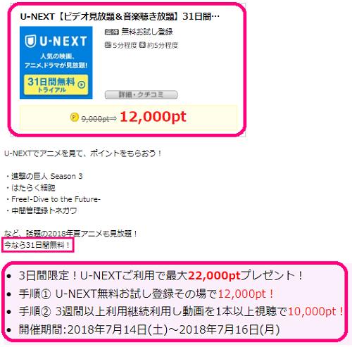 【手出し0円】げん玉 U-NEXT登録&視聴で2200円稼げます!!スゴイ!!!!