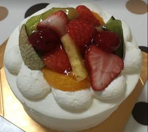 【リピートOK!追記:さらに500円引きも可能かも!】 げん玉「EPARKスイーツガイド」でケーキが2000円引きで買える♪/ケーキ受取ってきました~!