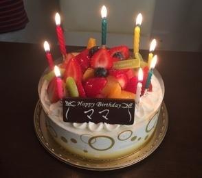 ワタクシ誕生日でした