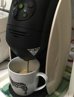 バリスタ  割安のコーヒーを詰め替えてみた