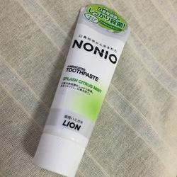 歯磨き粉NONIO 実質無料で購入+700円弱のお小遣い( *´艸`)
