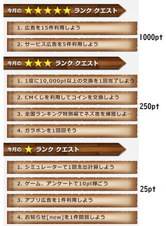 【ハンター要員にも】ポイントインカム アプリ予約で60円!