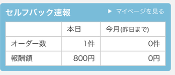 【A8ネットセルフバック】絵本読み聞かせアプリ登録で880円お小遣い( *´艸`)