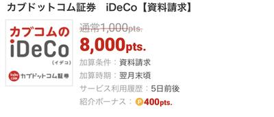 ECナビ 資料請求で800円!ウマもお小遣い!