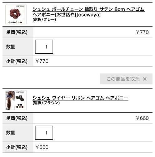 今日までギリギリ!アクセサリーショップ「お世話や」1000円クーポンと300ポイントでタダポチ!